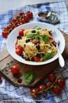 Spaghetti alla puttanesca by SunnySpring