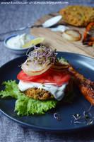 Summer vege burger by SunnySpring