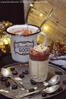 Deep Autumn dessert by SunnySpring