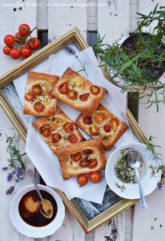 French mini tarts