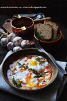 Turkish eggs by SunnySpring