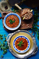 Moroccan Harira soup by SunnySpring