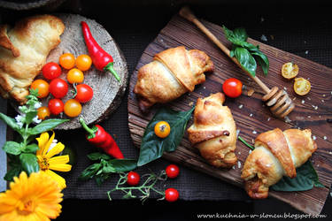 September spicy croissants