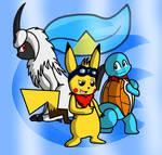 PMDT Team AquaFlame