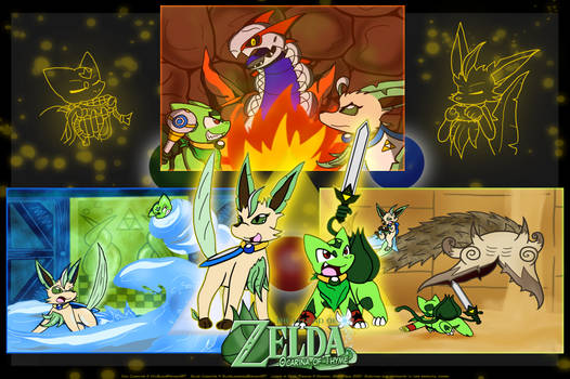 Ocarina of Thyme Poster