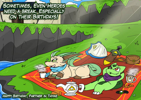 BirthdayTHYME