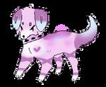 Galaxy Doggo Adopt OPEN (10 points sb)