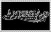 Amnesia Anime Logo Stamp by xXCrazyBunnyXx
