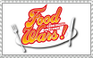 Food Wars Stamp by xXCrazyBunnyXx