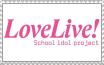 Love Live! Anime Logo by xXCrazyBunnyXx