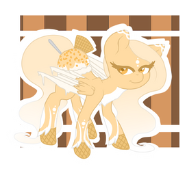 (CLOSED) Ice Cream Pony Adopt