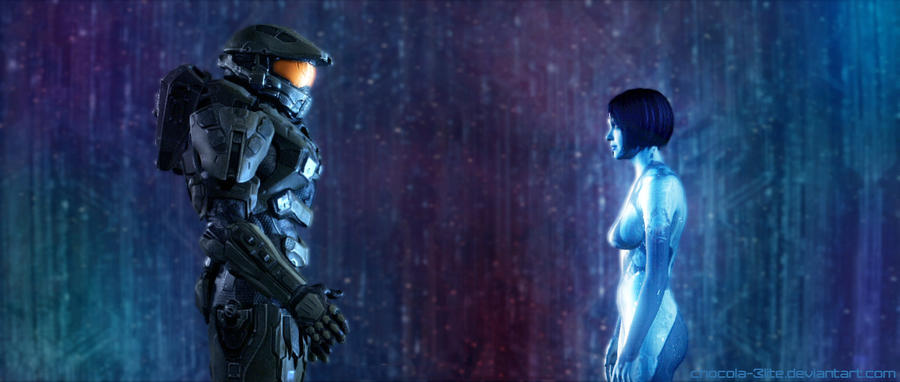 Cortana, please... by ae-Lit