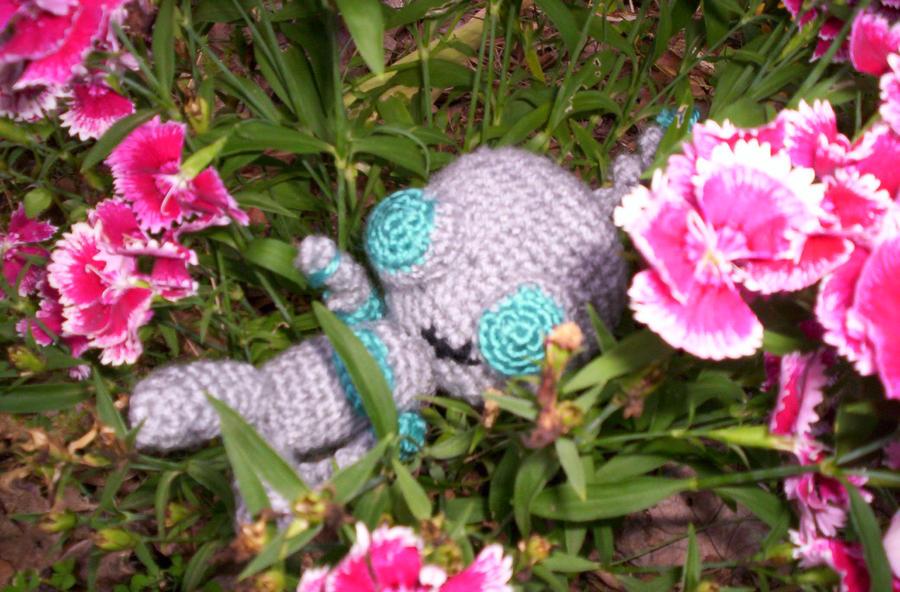 Normal Gir - crochet doll by Kira-Kat