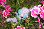Normal Gir - crochet doll