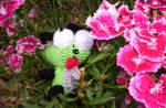 Dog Suit Gir 1 - crochet doll