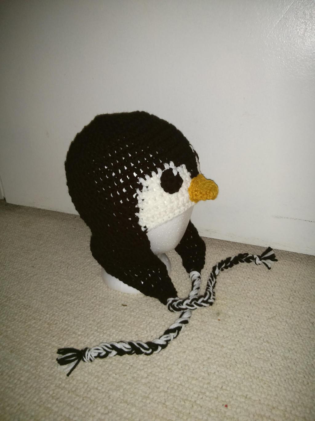 Penguin hat - 2
