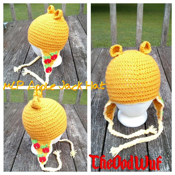 Apple Jack hat by Kira-Kat