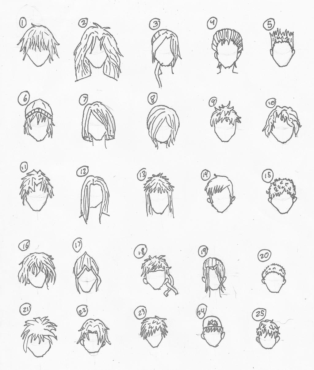 Male animecartoon hairstyles by nagi126 on deviantart male animecartoon hairstyles by nagi126 urmus Choice Image