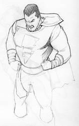 Captain Marvel by DejaRico