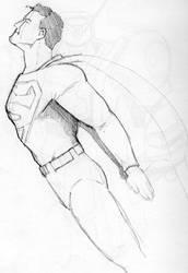 Superman by DejaRico
