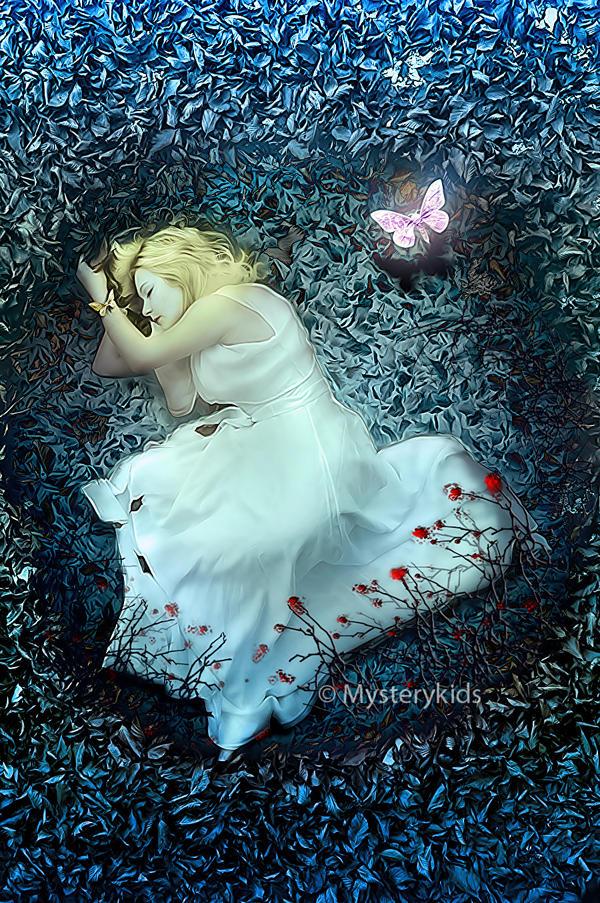 Sleeping Beauty by ~Mysterykids