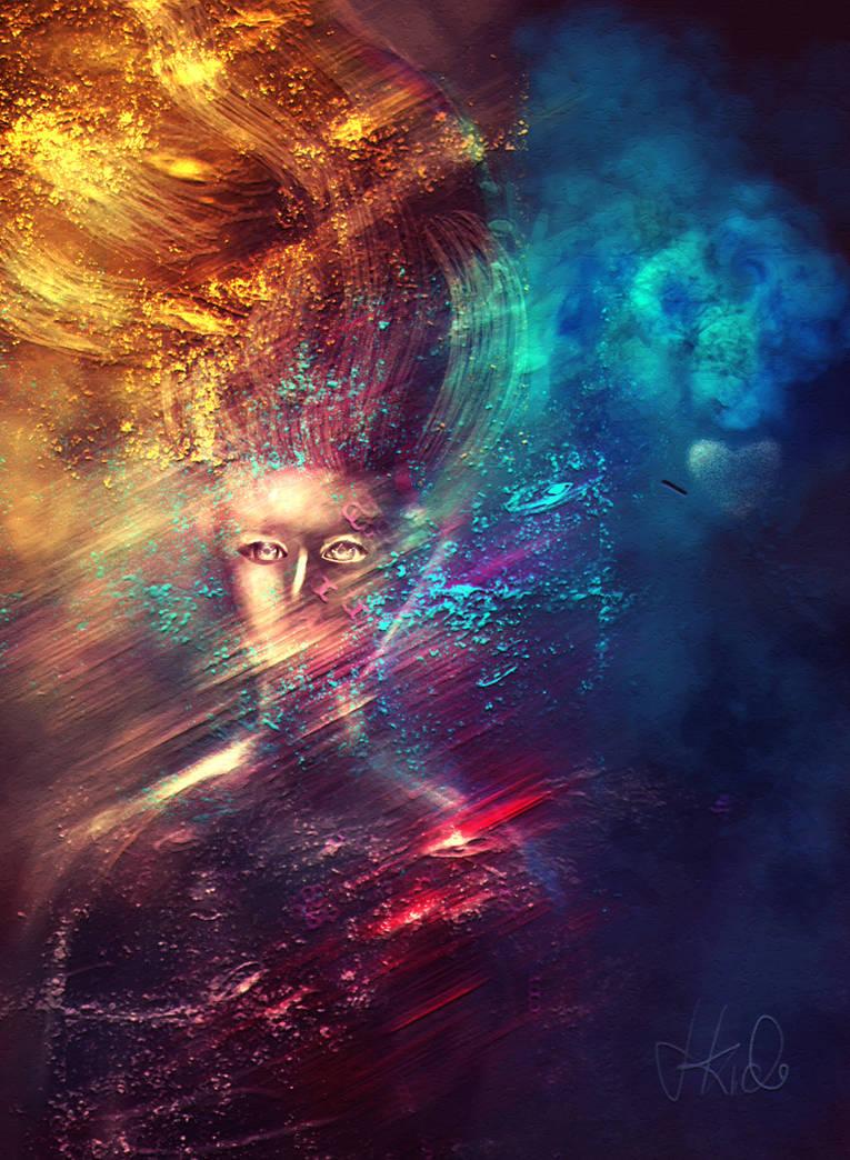 Young Universe by amebleu