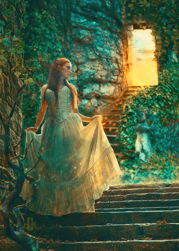 Garden of Eden by amebleu