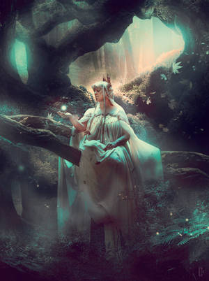 Forest Spirit by ChieuMua
