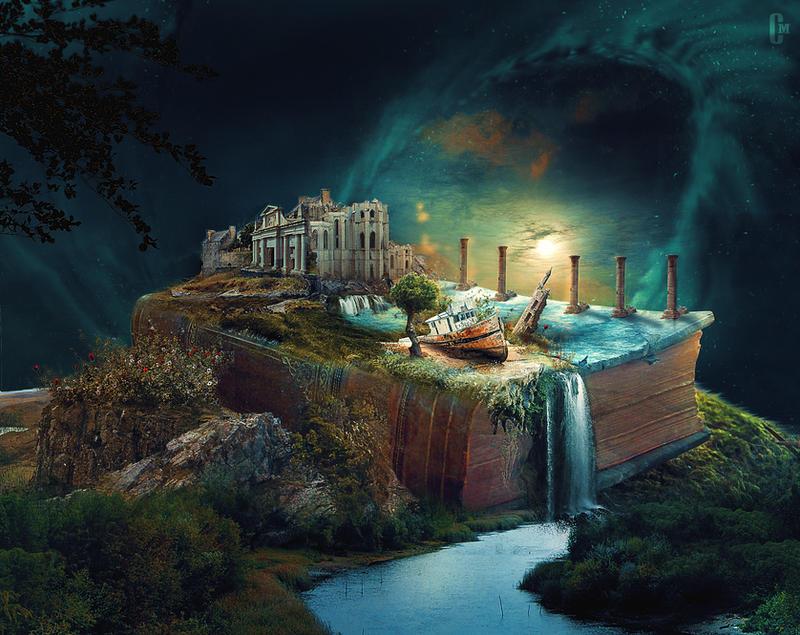 Book Island