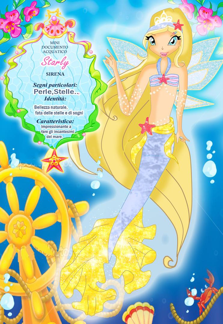 how to draw winx club mermaidix