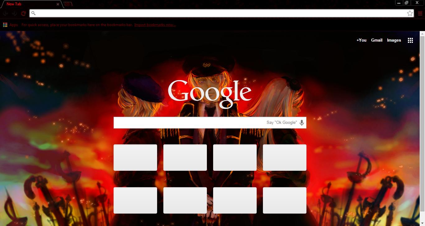 Google themes themebeta -  Chrome Theme By Icy