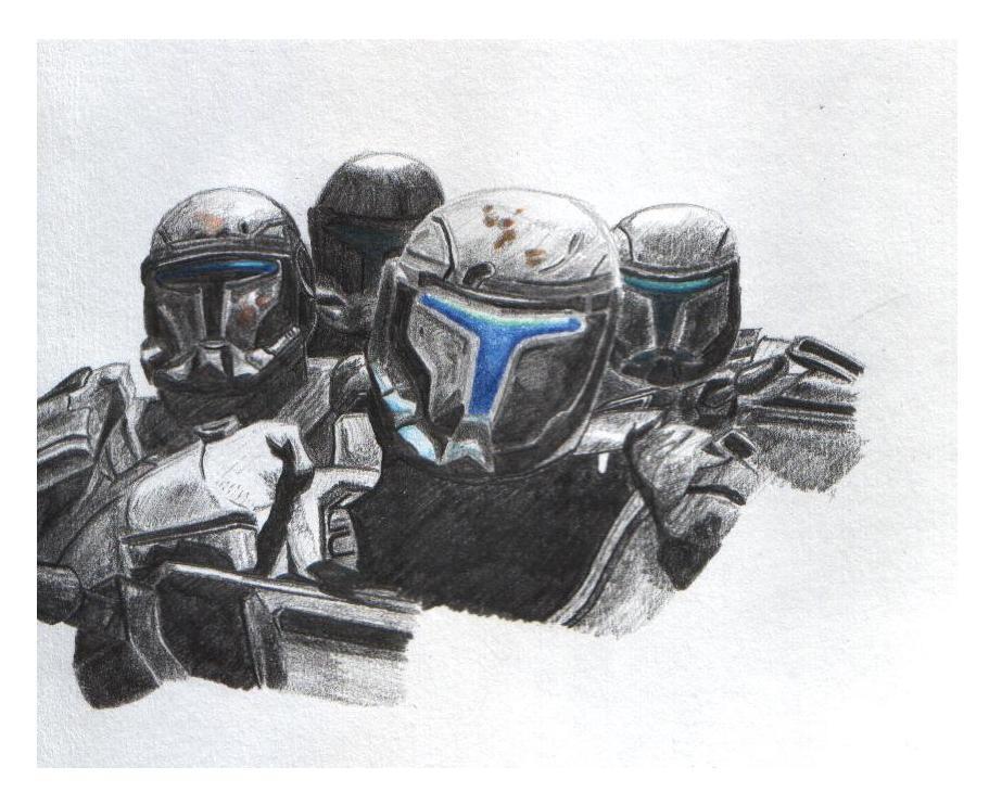 star wars republic commando by kingraptor on deviantart