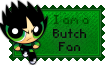 Butch Fan Stamp by LuvOshawott