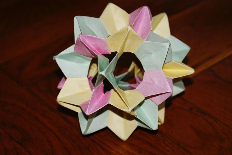 origami by memysandi