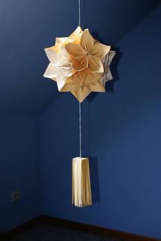 (Huge) kusudama flower ball