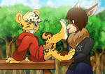 Picnic snack by Dharmin1234