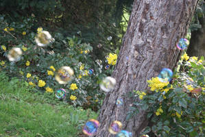 A lot of bubbles by DevilKaito