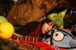 Amaimon sleeps