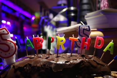 Happy Birthday Daddy by DevilKaito