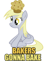 Bakers gonna bake by ItsJustRED