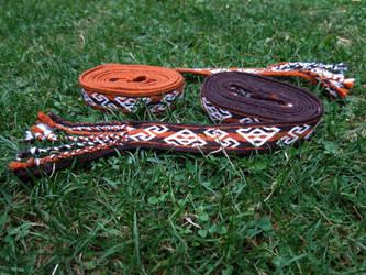 Hallstatt weaving by poppynka