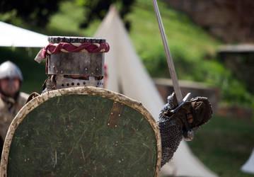 Knight by poppynka