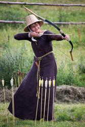 Shooting contest by poppynka