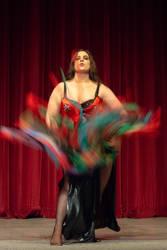 Comedy burlesque show by poppynka