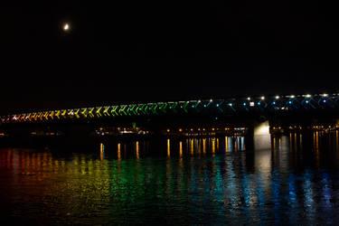 The Old Bridge by poppynka