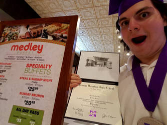 I graduated! by TheJayster49