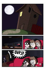 Shine on you Crazy Ghoul Page 1