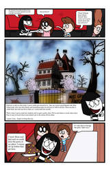 Shine on you Crazy Ghoul Page 3