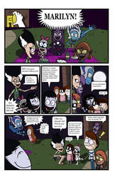 Shine on you Crazy Ghoul Page 4