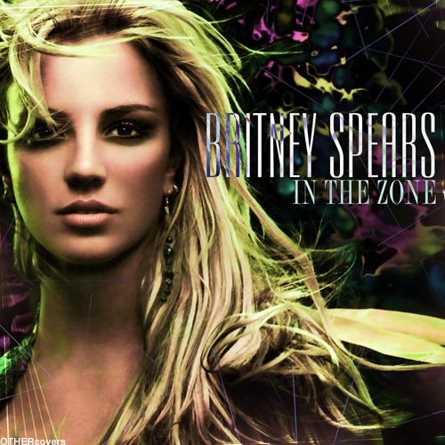 in the zone britney spears album cover - photo #13